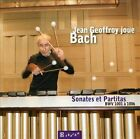 Jean Geoffroy joue Bach (CD, May-2013, 2 Discs, Skarbo)