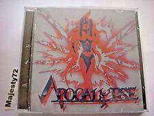 APOCALYPSE-Apocalypse/Rewind 2CD Crimson Glory  Lizzy Borden Queensryche SEALED