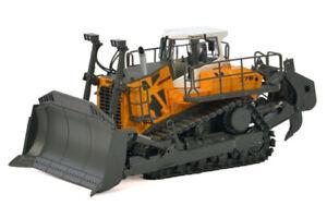 WSI-64-2000-Liebherr-PR776-Bulldozer-Yellow-w-Ripper-Die-cast-O-scale-1-50-MIB