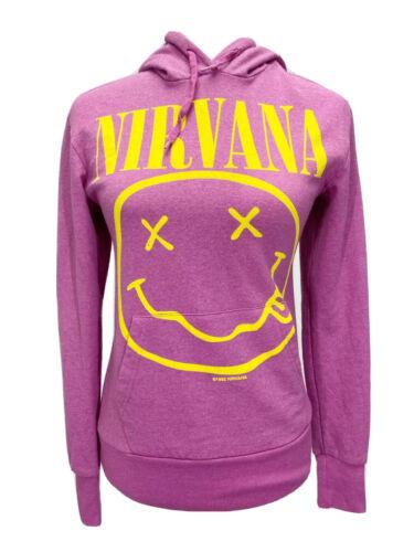 Chaser Nirvana Sweatshirt Women's XS pink Vintage