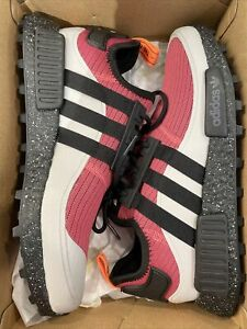 Details about Adidas NMD_R1 Boost Trail TR 'Wild Pink Black' #FX6811 Men's Size 10 Shoes NEW