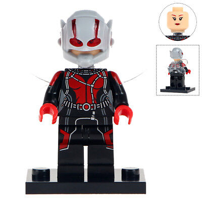 Golden Marvel Universe Inspired Design Lego DYI Minifigure Wasp