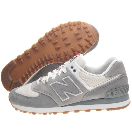 Schuhe neu Gleichgewicht ml 574 RSA - Grigio-9