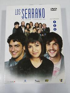 LOS-SERRANO-TEMPORADA-1-PRIMERA-3-DVD-6-CAPITULOS-8-13-FRAN-PEREA-UNICA-AM
