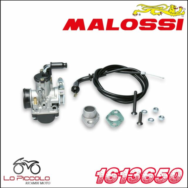 1613650 Carburateur Complet Malossi Phbg 19 As Sym Jet SPORTX-S 50 2T