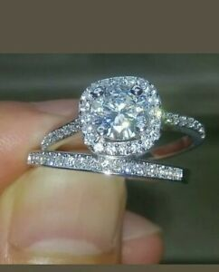 14k-white-gold-over-2ct-round-diamond-engagement-wedding-bridal-set-band-ring