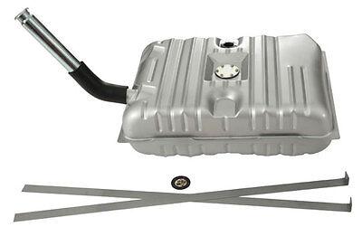 1953 - 1954 Chevy Car Steel Gas Tank - Walbro Fuel Pump & Sending Unit - 53-CGX