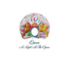 Night at the Opera [LP] by Queen (Vinyl, 2008, Hollywood Records)