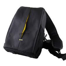 Digital Camera Backpack Case Pro Sling Shoulder Bag for Canon Nikon Sony DSLR