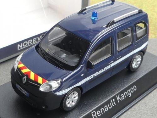 1//43 NOREV RENAULT KANGOO 2013 gendarmeria Outre-Mer 511325