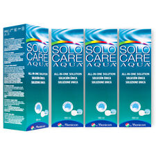 A Solocare Aqua 2 X 360ml 3 Month Supply