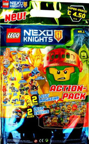 Action Pack Nr.01//19 Limitierte Ausgabe! LEGO Nexo Knights Sonderausgabe