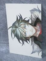 TOGAINU NO CHI Art Comic Illustration Booklet Nitro+CHiRAL Book Ltd *