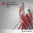 Autodesk AutoCAD LT 2017 - 3 years license - Windows/Mac Os X - Multi languages