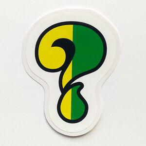 Question Mark Sticker Vinyl Decal Car Window Bumper Japan ...