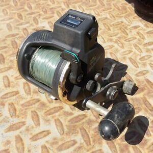 Daiwa-Sealine-SG27LC-line-counter-fishing-reel
