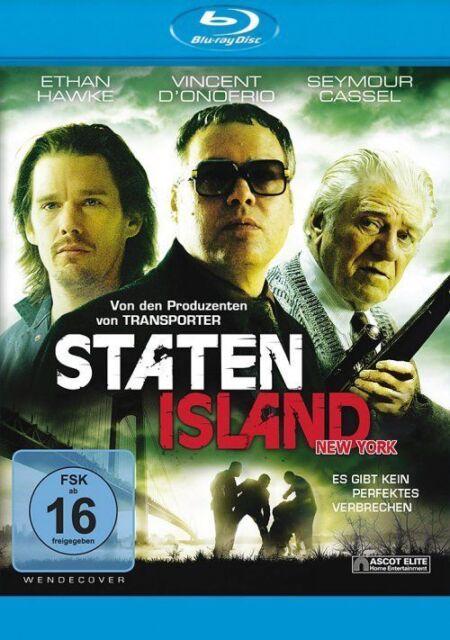 Staten Island New York - Ethan Hawke  Blu-ray/NEU/OVP