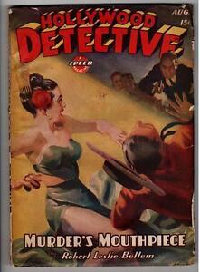 Hollywood-Detective-Aug-1944-H-J-Ward-Cvr-Dan-Turner-Bellem-Zeta-Rothschild