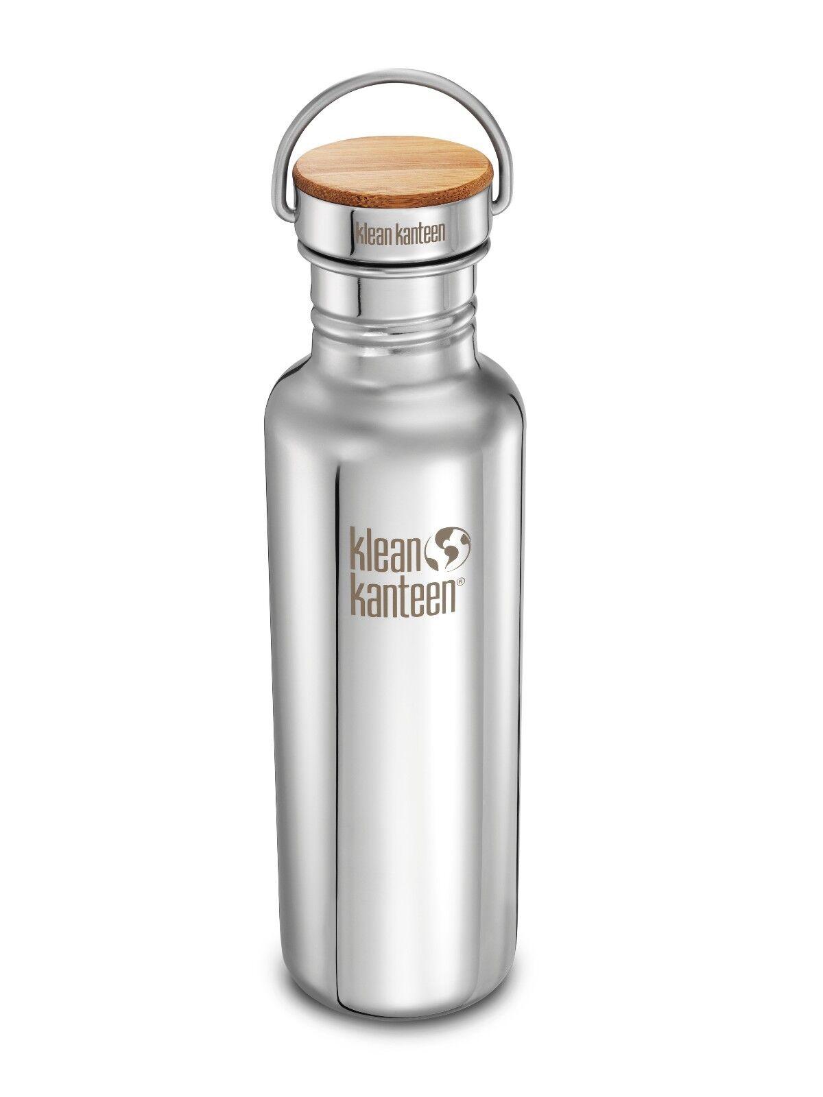 KleanKanteen Flasche 'Reflect' - 0,8 L poliert    München