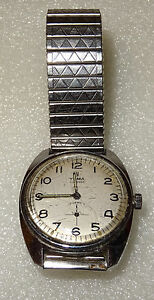 stainless steel montre