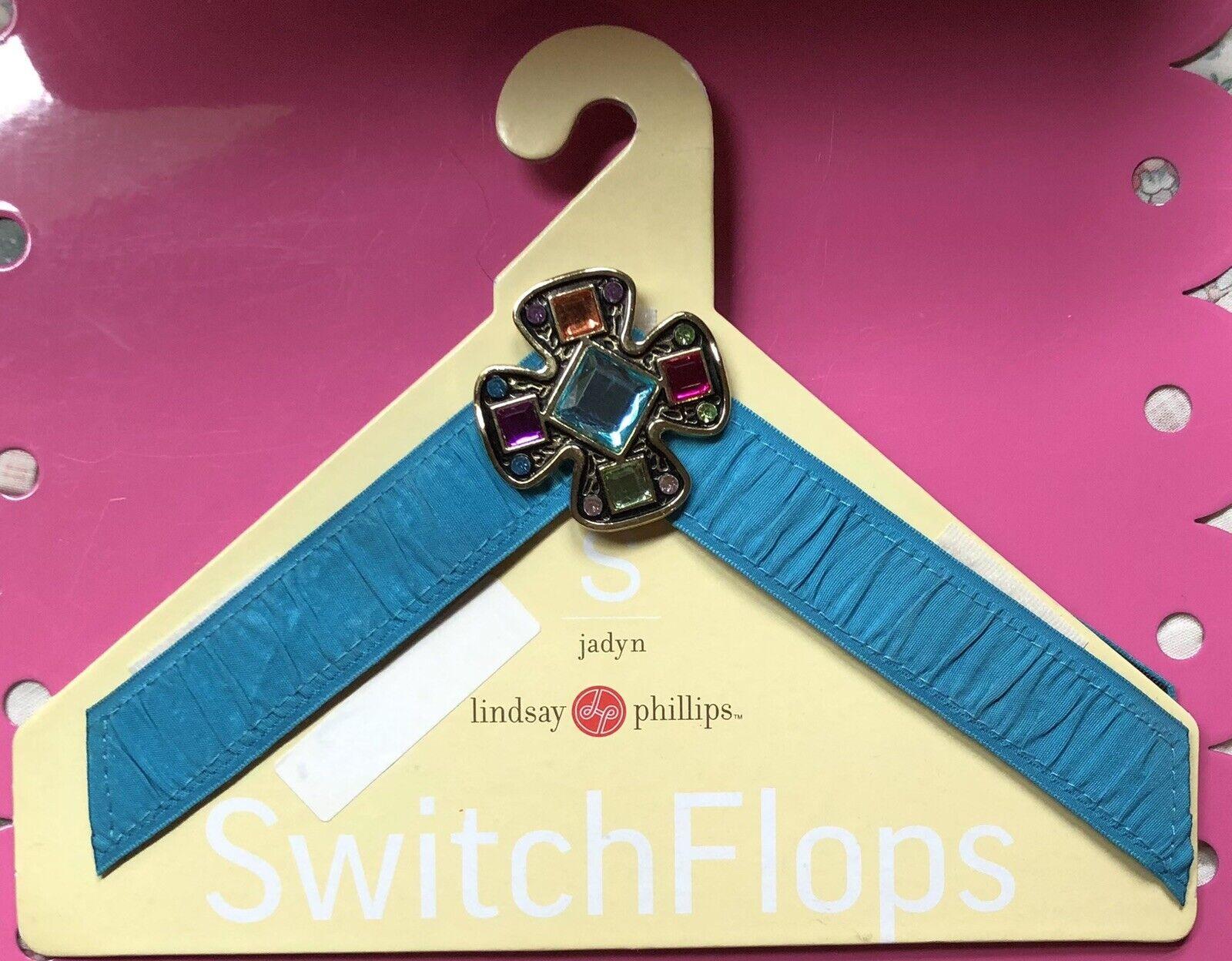 lindsay phillips switchflops straps Small 5-6 Jadyn