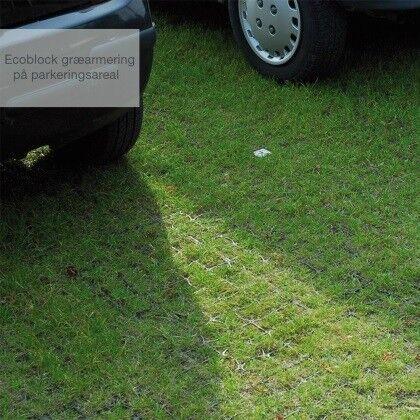 Græsarmeringssten