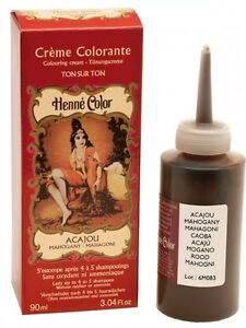 SPIRITUAL-SKY-HENNA-NATURAL-HAIR-COLOURING-CREAM-MAHOGANY-90ml