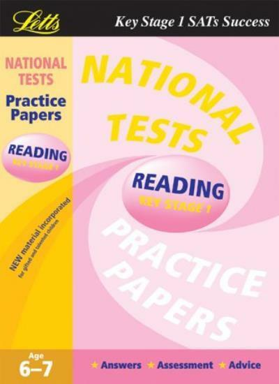 National Test Practice Papers 2003: Reading Key stage 1 By  Sarah Harris