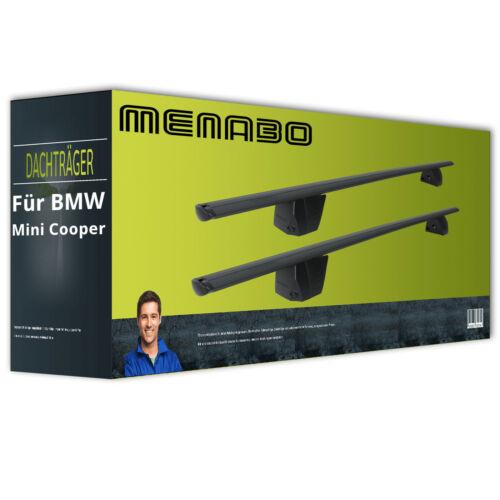 Aluminium FPA Dachträger für BMW Mini Cooper F55//F56 TOP kpl Menabo Delta