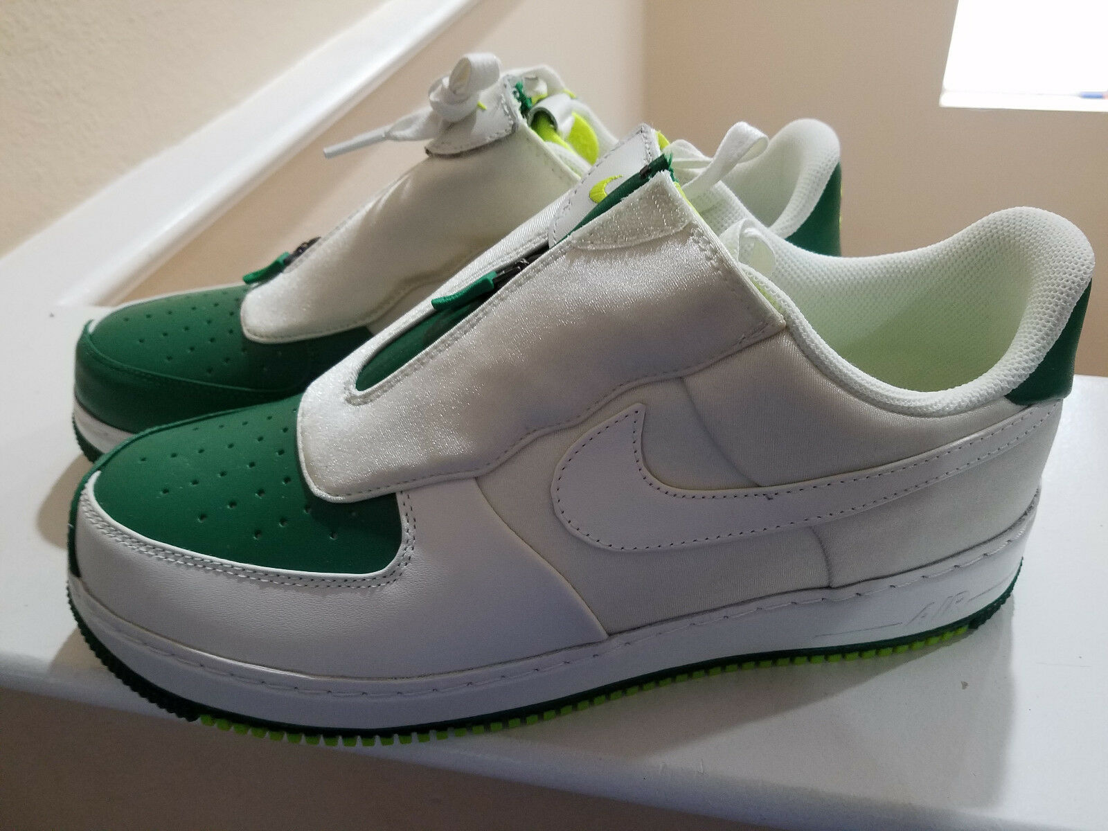 New Nike Air Force 1 Low CMF LW GP SIG Pine Green Men's 11 Model