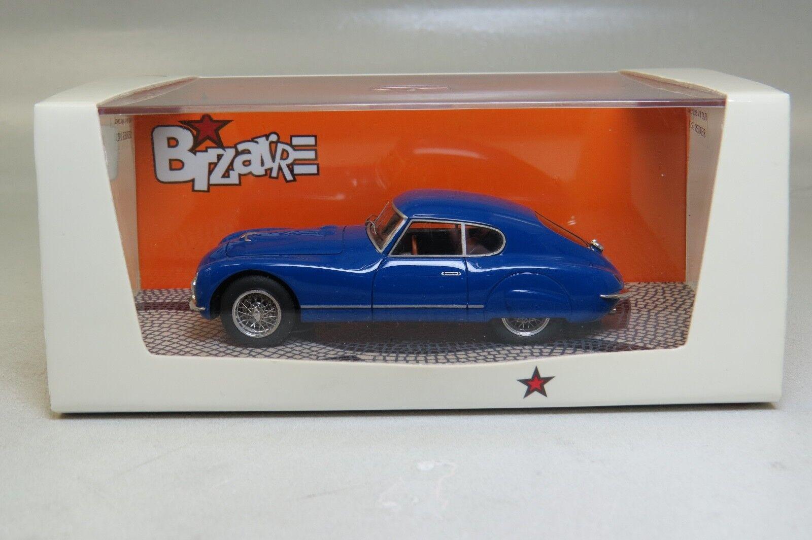 BIZARRE BZ353 - FIAT FIAT FIAT 8V SECOND SERIES 1953 azul - 1 43 95464b