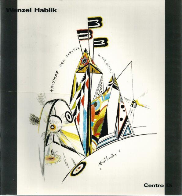 HABLIK - Wenzel Hablik attraverso l'espressionismo. Catalogo Mostra Firenze 198