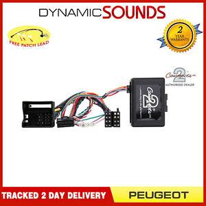 Steering Control Reverse Sensor Adaptor For Peugeot 207 307 308 3008 CAN-BUS