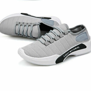 Fashion-Mens-Sneakers-Trainers-Breathable-Boys-Running-Gym-Casual-Sports-Shoes-9