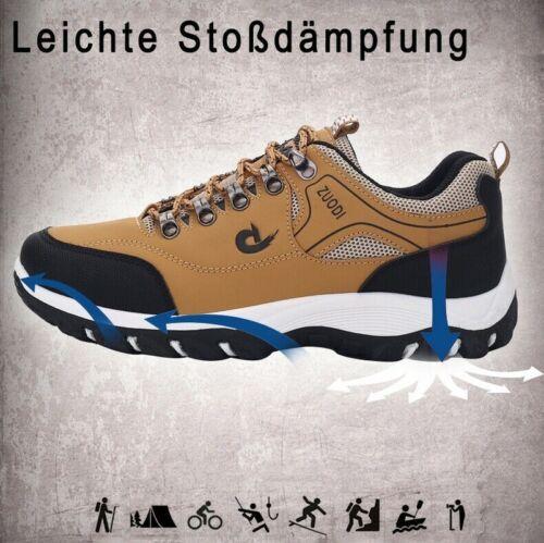 Herren Turnschuhe Fitness Straßenlaufschuhe Sneaker Mode Lässig Sportschuhe New