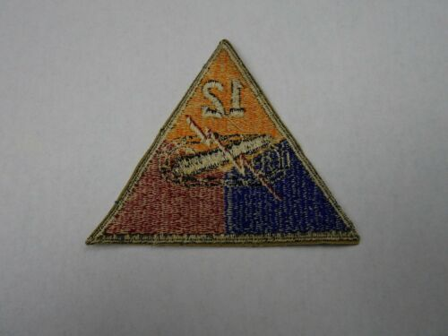 WWII U.S 12th Armored Division Patch.