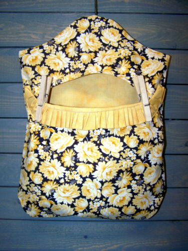 Gram/'s Vintage Style Clothespin Bag ~LCC235~Pattern~EB~~NEW Pattern