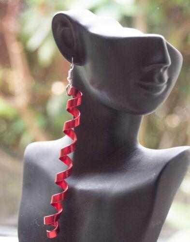 Damen Ohrschmuck XXL NEU Lagenlook Ohrhänger #Lange  Ohrringe