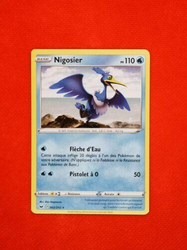 155//202 card pokemon card vf air /& shield sword /& shield nigosier v