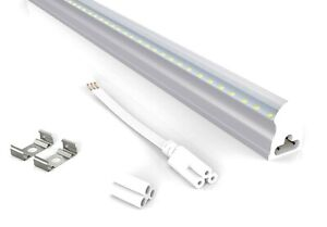 10x 4 Foot Led Shop Light Fixtures Wall Or Ceiling Mounted