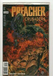 Preacher-23-Mar-1997-DC-Vertigo-Factory-Sealed-Poly-Bag
