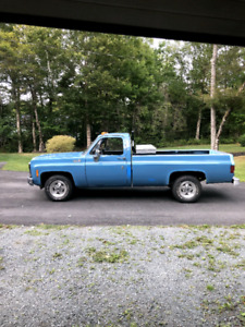 1980 Chev C20 for sale