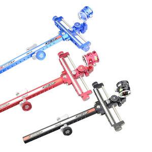 Decut-Compoundbogen-Sight-Anblick-Visier-Bogenvisier-Pin-0-5-0-75-1-0-Jagd-Tool
