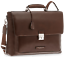 miniatura 1 - Cartella Ventiquattrore Briefcase THE BRIDGE borsa porta Pc 24ore PELLE traco...
