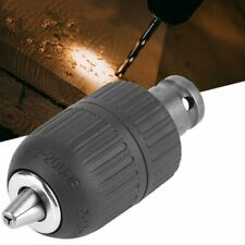Hss Keyless Electric Drill Chuck 2 13mm To 12 20unf Thread With Sds Plus Adapter