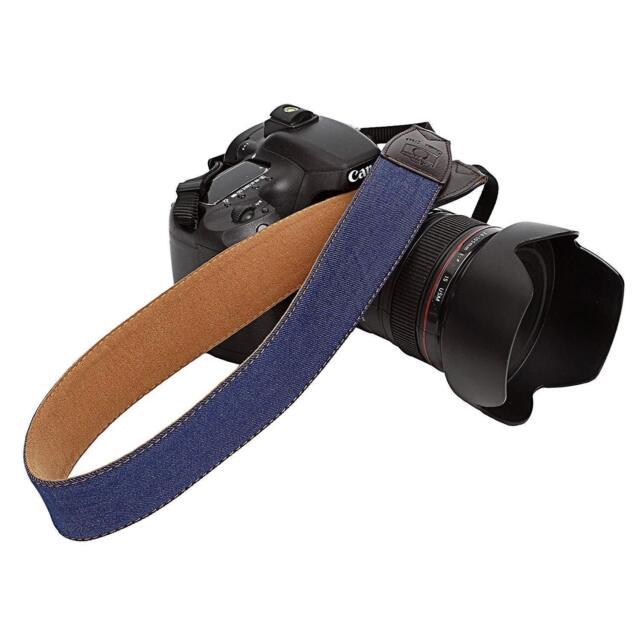 Vintage SLR DSLR Camera Shoulder Wrist Neck Strap Belt for Canon Nikon Sony E