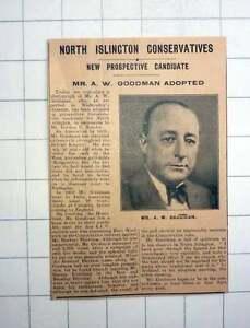 1930-Mr-A-W-Goodman-Prospective-Conservative-Candidate-North-Islington