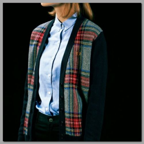 Cardigan donna FRED PERRY UK 8