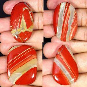 Natural-Rainbow-Jasper-Oval-Pear-Cushion-Cabochon-Loose-Gemstone-Collection