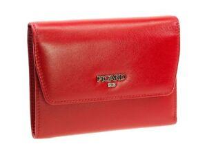 5f454ab3c1d17b Das Bild wird geladen Damengeldboerse-Leder-Picard-Bingo-Portemonnaie-Rot- Damen-Geldbeutel-